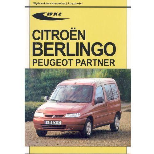 Biblioteka motoryzacji, Citroen Berlingo Peugeot Partner (opr. miękka)