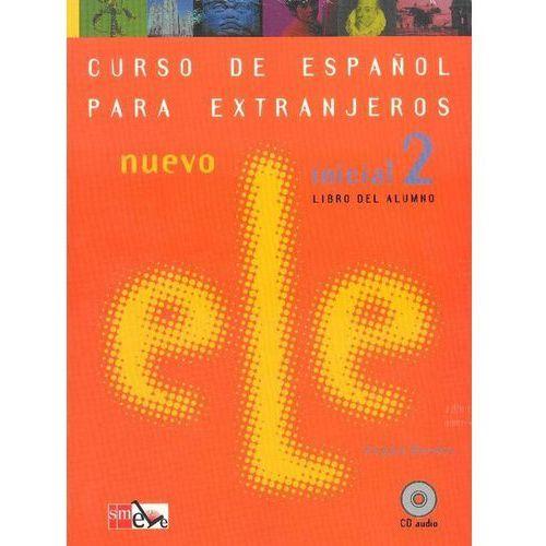 Książki do nauki języka, Ele inicial 2 libro alumno + Cd (opr. miękka)