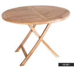 SELSEY Stół ogrodowy Mikkiro