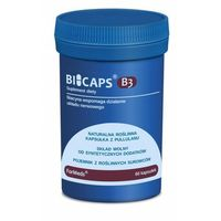 Witaminy i minerały, BICAPS® B3