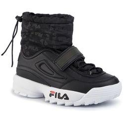 Śniegowce FILA - Disruptor Neve Mid Wmn 1010750.25Y Black