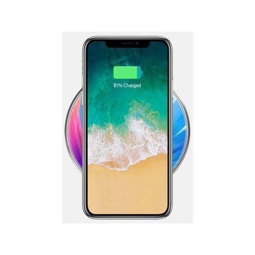 Ładowarki do telefonów, Nillkin Fancy Gift Set - zestaw podarunkowy etui + bezprzewodowa ładowarka Qi + kabel 3w1 (USB - micro USB/Lightning/USB-C) iPhone X czarny