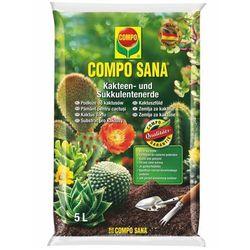 Podłoże do kaktusów Compo Sana 5 l