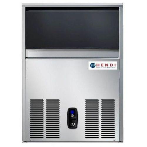 Kostkarki do lodu gastronomiczne, Hendi Kostkarka chłodzona wodą wyd. 72 kg/24 h | 560W - kod Product ID