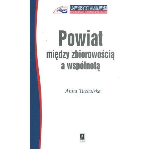 Biblioteka biznesu, Powiat między zbiorowością a wspólnotą (opr. kartonowa)