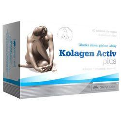 Olimp KOLAGEN Activ Plus 80 tabletek do ssania