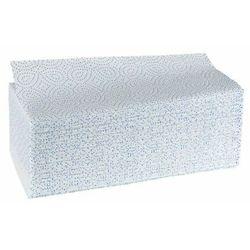 Pojedyncze ręczniki papierowed Merida Premium, białe, dwuwarstwowe, 3200 szt.