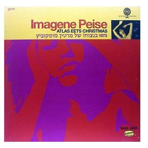 Pozostała muzyka rozrywkowa, IMAGENE PEISE - ATLAS EETS CHRISTMAS - The Flaming Lips (Płyta winylowa)
