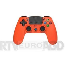Kontroler COBRA QSP402 PS4 Pomarańczowy