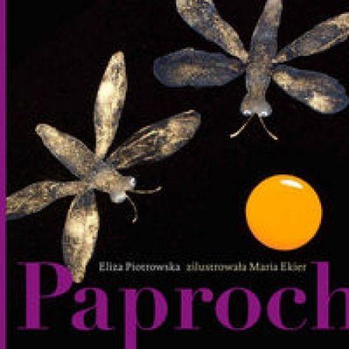 Książki dla dzieci, Paproch. (opr. twarda)