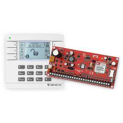 PRiMA64SET Zestaw centrali alarmowej PRiMA 64 z manipulatorem LCD Genevo