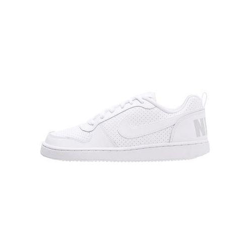 Buty sportowe dla dzieci, Nike Sportswear COURT BOROUGH Tenisówki i Trampki white
