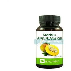 Mango afrykańskie ekstrakt 400mg 60 kaps.