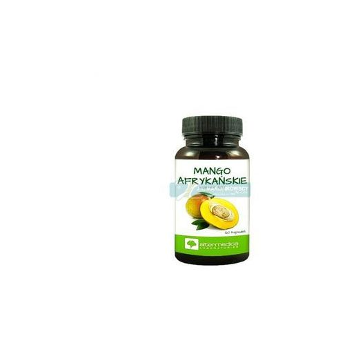 Tabletki na odchudzanie, Mango afrykańskie ekstrakt 400mg 60 kaps.