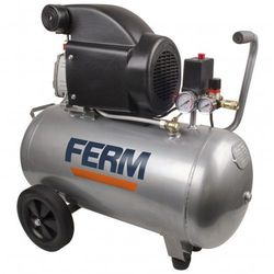 FERM Kompresor 2 HP 1500 W 50 L Darmowa wysyłka i zwroty
