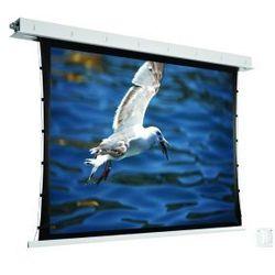 Ekran ścienny elektrycznie rozwijany z napinaczami Avers Contour Tension 240x135cm,16:9,White Ice