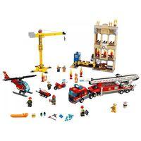Klocki dla dzieci, Lego CITY Straż pożarna 60216