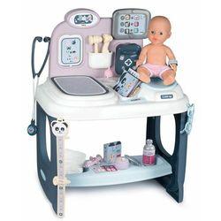 Smoby zestaw Baby Care Center z akcesoriami