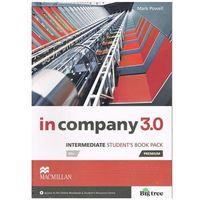Książki do nauki języka, In Company 3.0 Intermediate. Podręcznik + Ćwiczenia Online (opr. miękka)