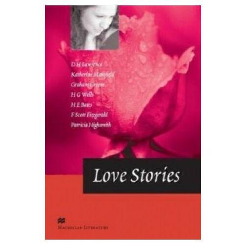 Książki do nauki języka, Love Stories. Macmillan Literature Collections