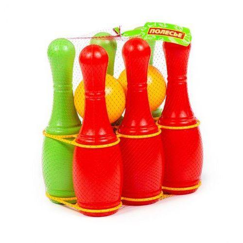 Pozostałe zabawki do ogrodu, Wader qt kręgle - zestaw do gry bowling