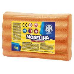Modelina ASTRA 1kg. - pomarańczowa