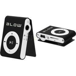 Blow odtwarzacz MP3 mini czarno-biały
