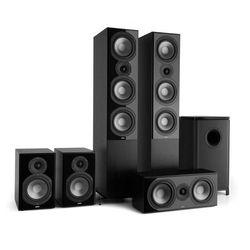 Numan Reference 851 System audio 5.1 kolor czarny