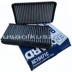 Filtr przeciwpyłkowy kabinowy Oldsmobile Silhouette 2001-