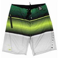 Kąpielówki, strój kąpielowy RIP CURL - Diffraction Bright Green (3875)