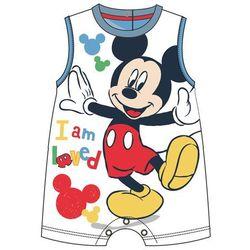 Disney by Arnetta ubranko chłopięce Mickey Mouse 74 szare