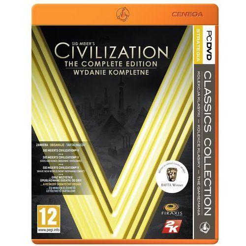 Gry na PC, Civilization V