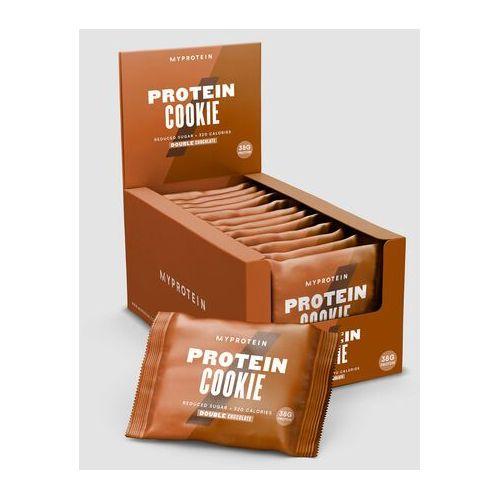 Pozostałe odżywki dla sportowców, MP Max Protein Cookie, Double Chocolate Chip, Box, 12 x 75g