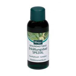 Kneipp Bath Oil Cold Season Eucalyptus olejek do kąpieli 100 ml unisex