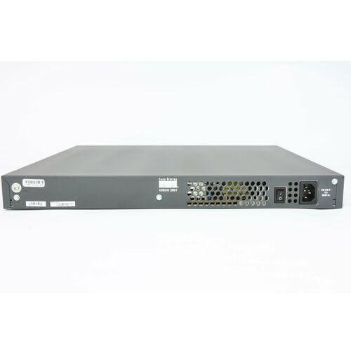 Routery i modemy ADSL, CISCO2801-V/K9 2801 Voice Bundle,PVDM2-8,SP Serv,64F/256D