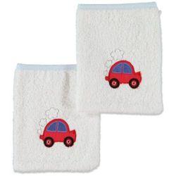 pink or blue Boys Zestaw myjek Auto kolor biały/jasnoniebieski