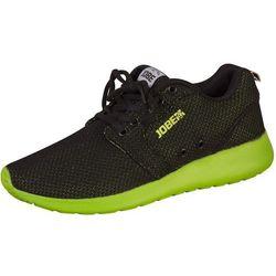 Antypoślizgowe buty Jobe Discover Lace, Czarno-zielony, 6 (US) 38 (EU)
