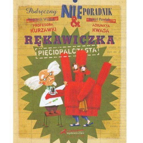 Książki dla dzieci, Rękawiczka pięciopalczasta (opr. broszurowa)