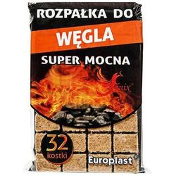 Podpałka - trociny SUPER MOCNA 0.15kg EURO-PLAST