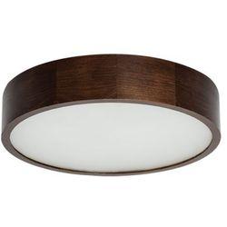 Plafon Kanlux Jasmin 370-WE 23121 lampa sufitowa 2x60W E27 wenge