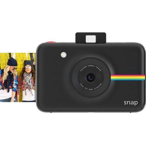 Aparaty analogowe, Polaroid SNAP Czarny - blisko 700 punktów odbioru w całej Polsce! Szybka dostawa! Atrakcyjne raty! Dostawa w 2h - Warszawa Poznań