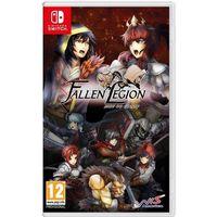 Gry Nintendo Switch, Fallen Legion: Rise to Glory NSwitch