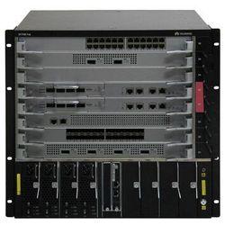 S7706 Switch Huawei S7700 - 4.32 Tbit/s, 3240 Mpps, 2x SRU slot, 6x LPU slot (max. 288x FE / 288x GE / 288x 10GE / 48x 40GE / 24x 100GE), 2x CMU slot, 4x PSU, 2x FAN, 10U