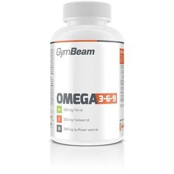 GymBeam Omega 3-6-9 240 kaps