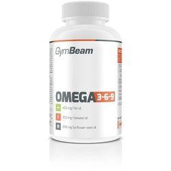 GymBeam Omega 3-6-9 60 kaps