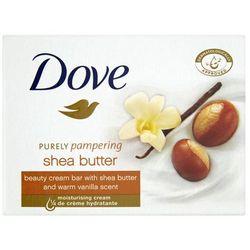 Kremowa kostka myjąca Dove Purely Pampering Shea Butter 100 g