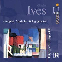 Leipziger Streichquartett - Ives: String Quartets 1..