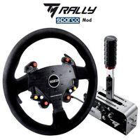 Kierownice do gier, Thrustmaster Zestaw TM Rally Race Gear Sparco Mod kierownica + hamulec