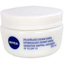 Nivea Face łagodzący krem na dzień dla cery wrażliwej (Soothing Day Cream) 50 ml
