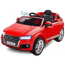 Samochód akumulatorowy Audi Q7 - Red